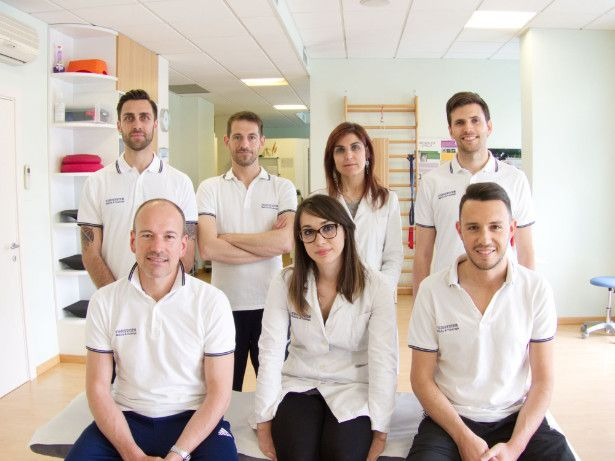 staff fisiosystem - fisioterapia vicenza
